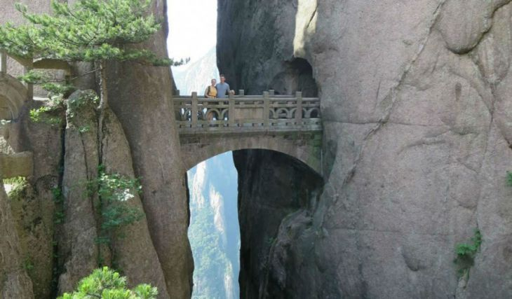 The Bridge of Immortals (China)