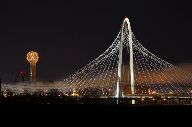 Puente Margaret Hunt Hill (EE.UU)