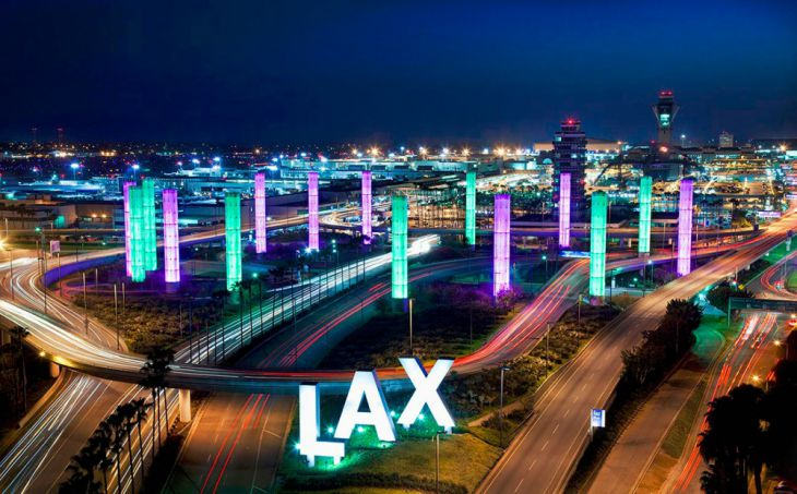 Los Angeles International Airport (USA)