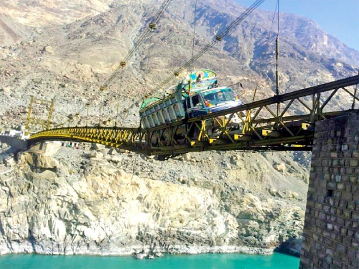 Puente Garhi Dupatta (Pakistán)