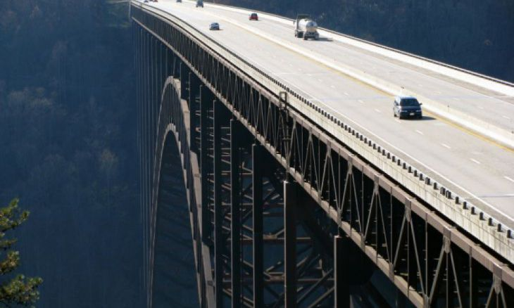 Ponte no New River Gorge, EUA