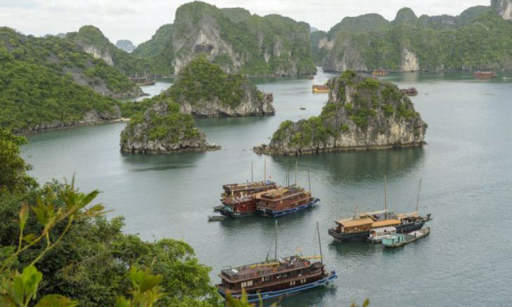 Baía de Ha Long