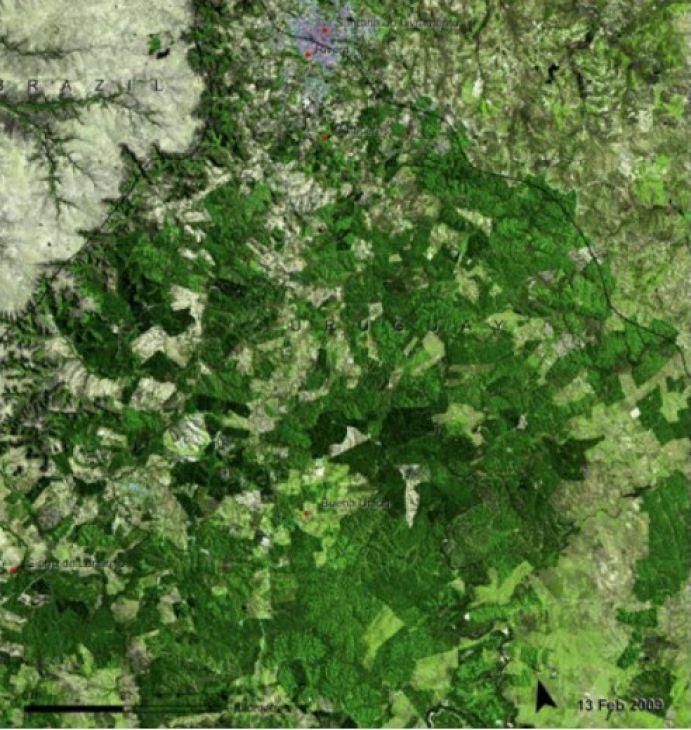 Die dramatische Veränderung unseres Planeten enthüllt durch die unglaublichen Bilder von NASA