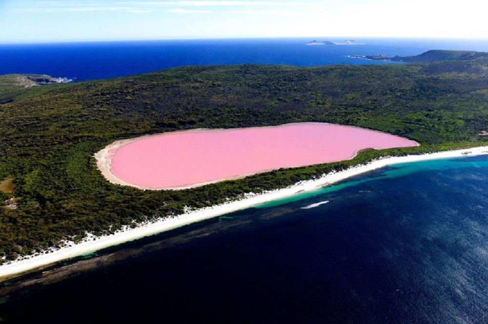 Hillier-tó - Ausztrália