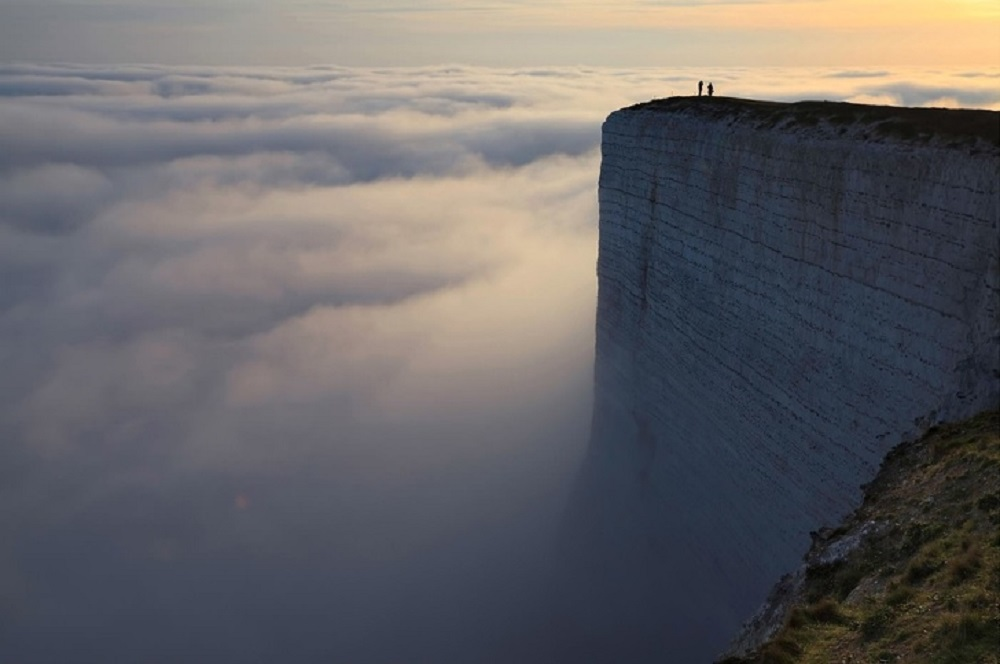 Beachy Head Klint, England
