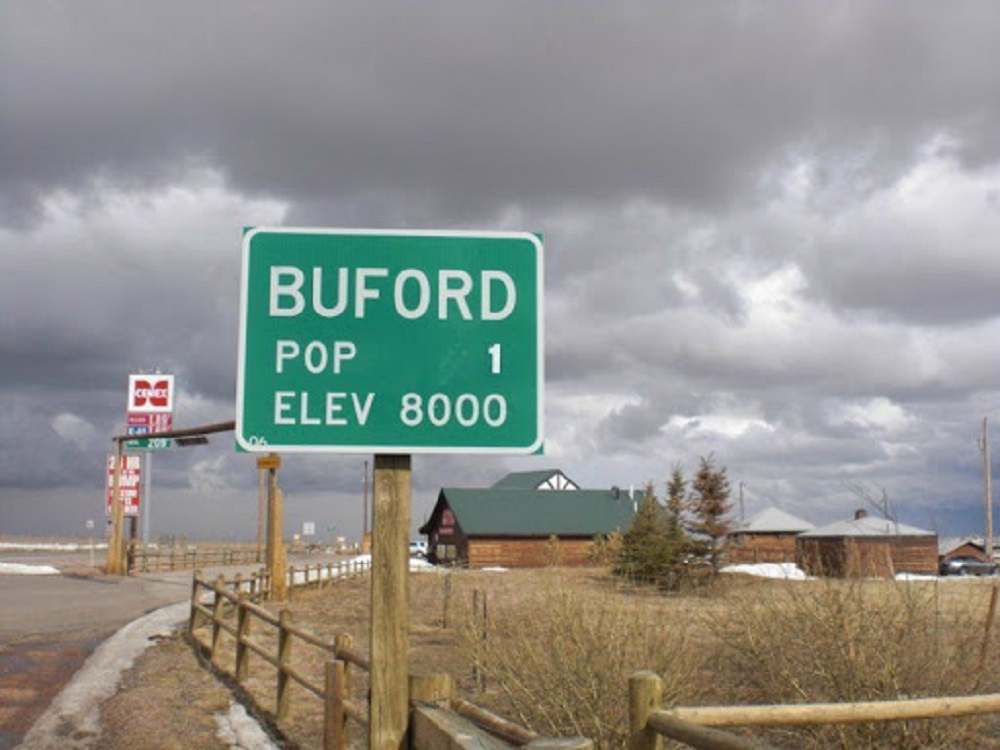 Population 1, Buford