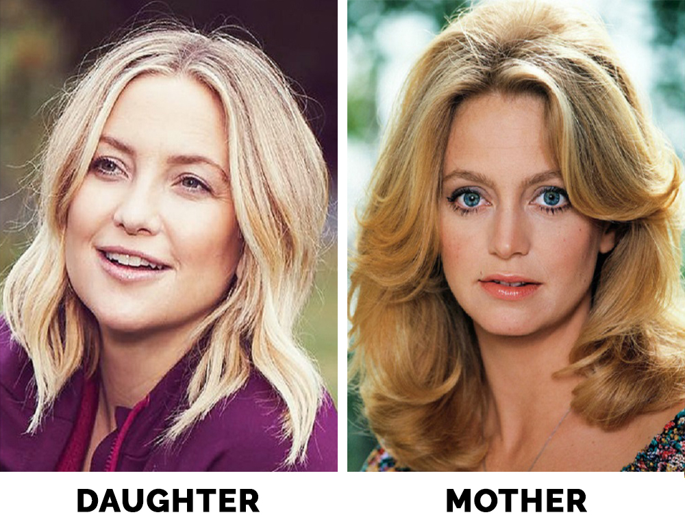 Kate Hudson's mother