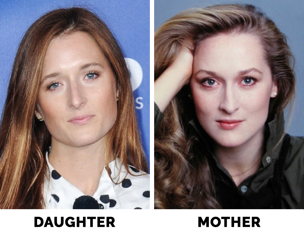 Mammie Gummer's mother