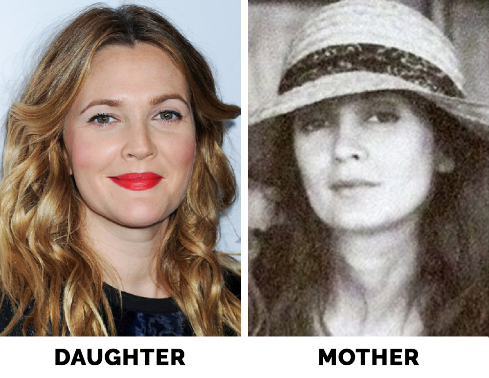 Drew Barrymore's mother
