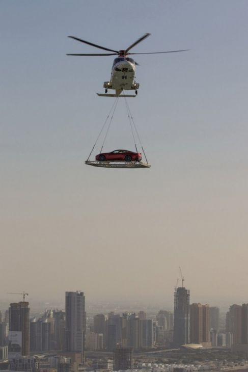 18 Buitengewone dingen die alleen in Dubai mogelijk zijn
