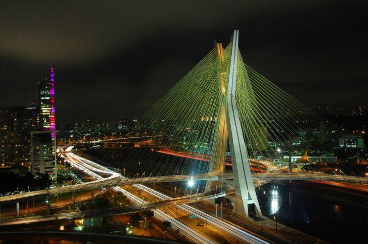 Puente Octávio Frias de Oliveira (Brasil)