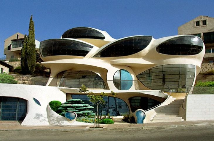 The Biomorphic House, Israel