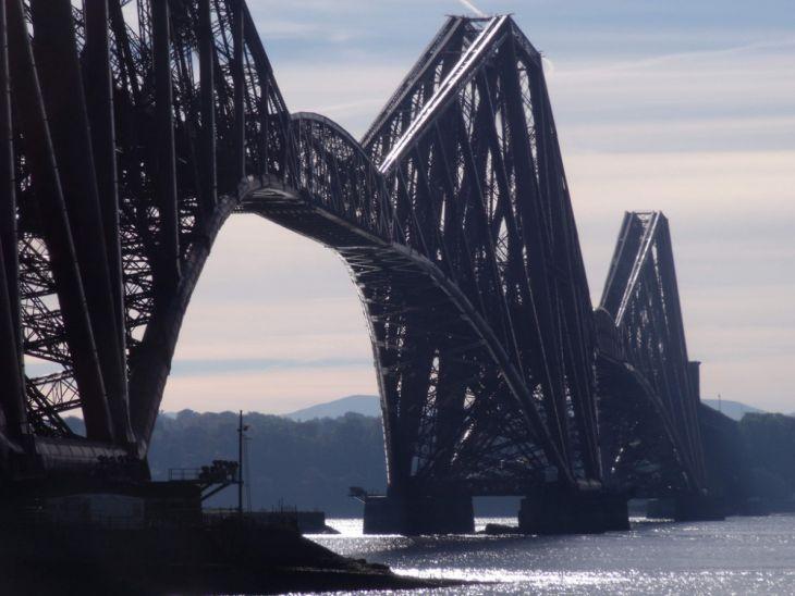 Puente de Forth (Escocia)