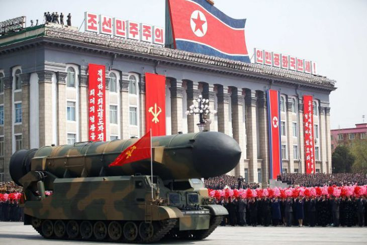Nuclear weapon - North Korea