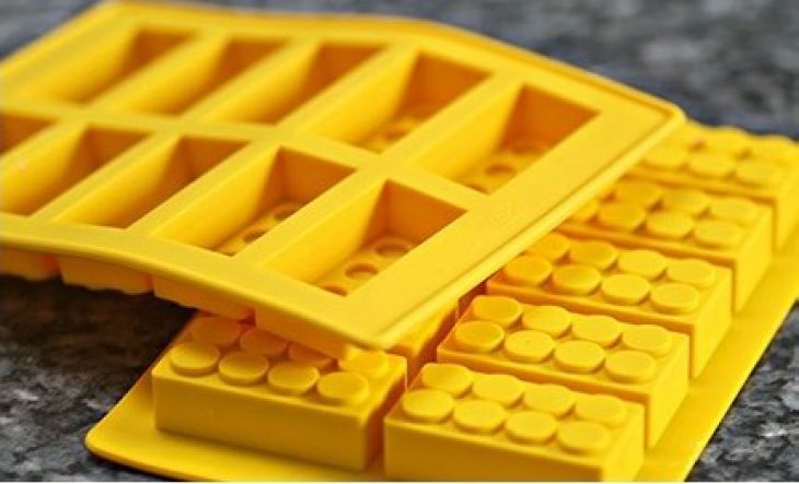 Lego Dice Mould