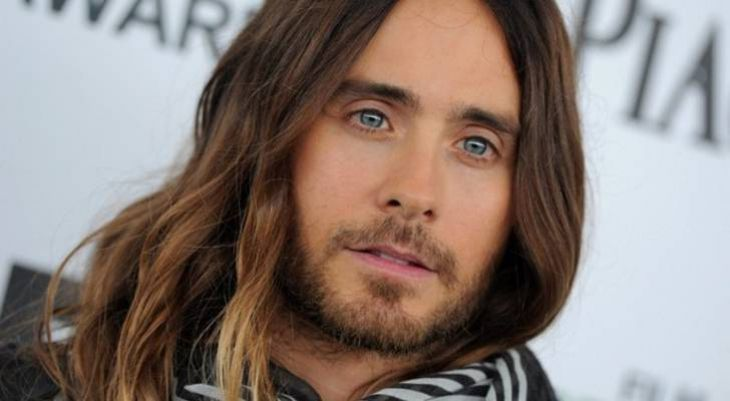 Beautiful eyes of Jared Leto