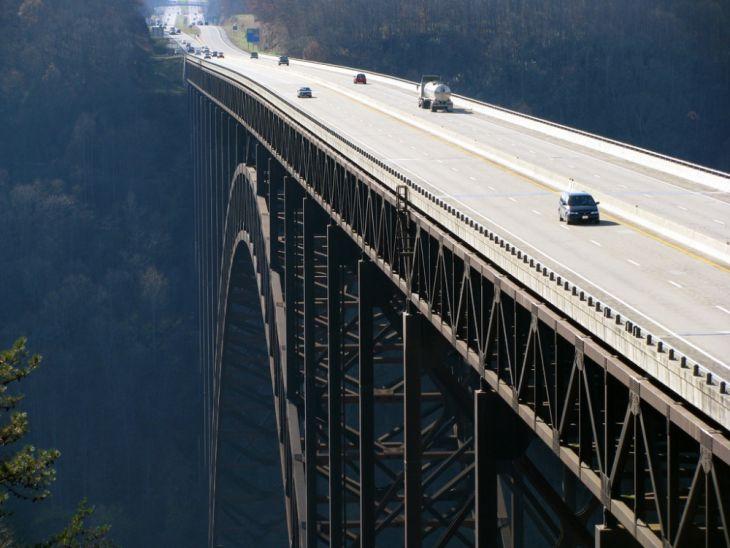 Puente del Barranco del Río Nuevo (Estados Unidos)