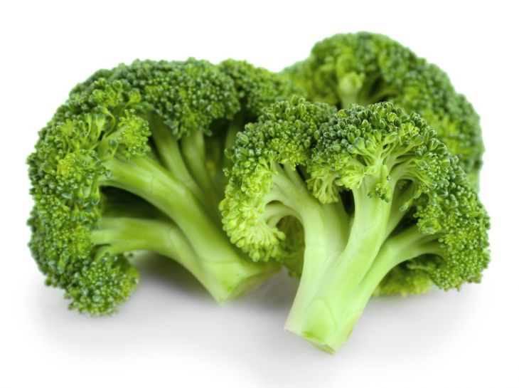 Food to eat for living more - broccoli