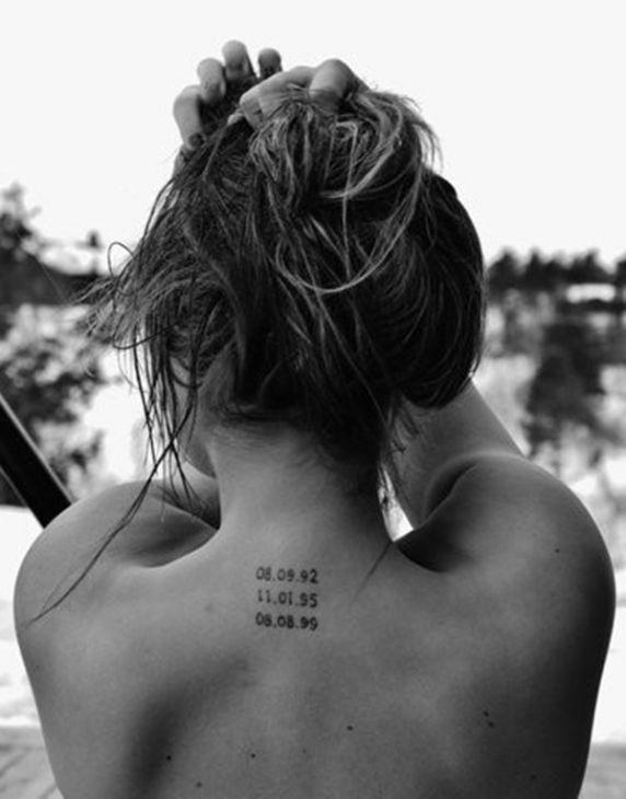 30 Tatuagens Simples e Brilhantes para Iniciantes