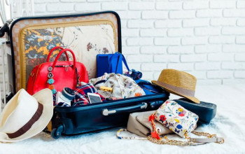 Ten tips for packing for trips